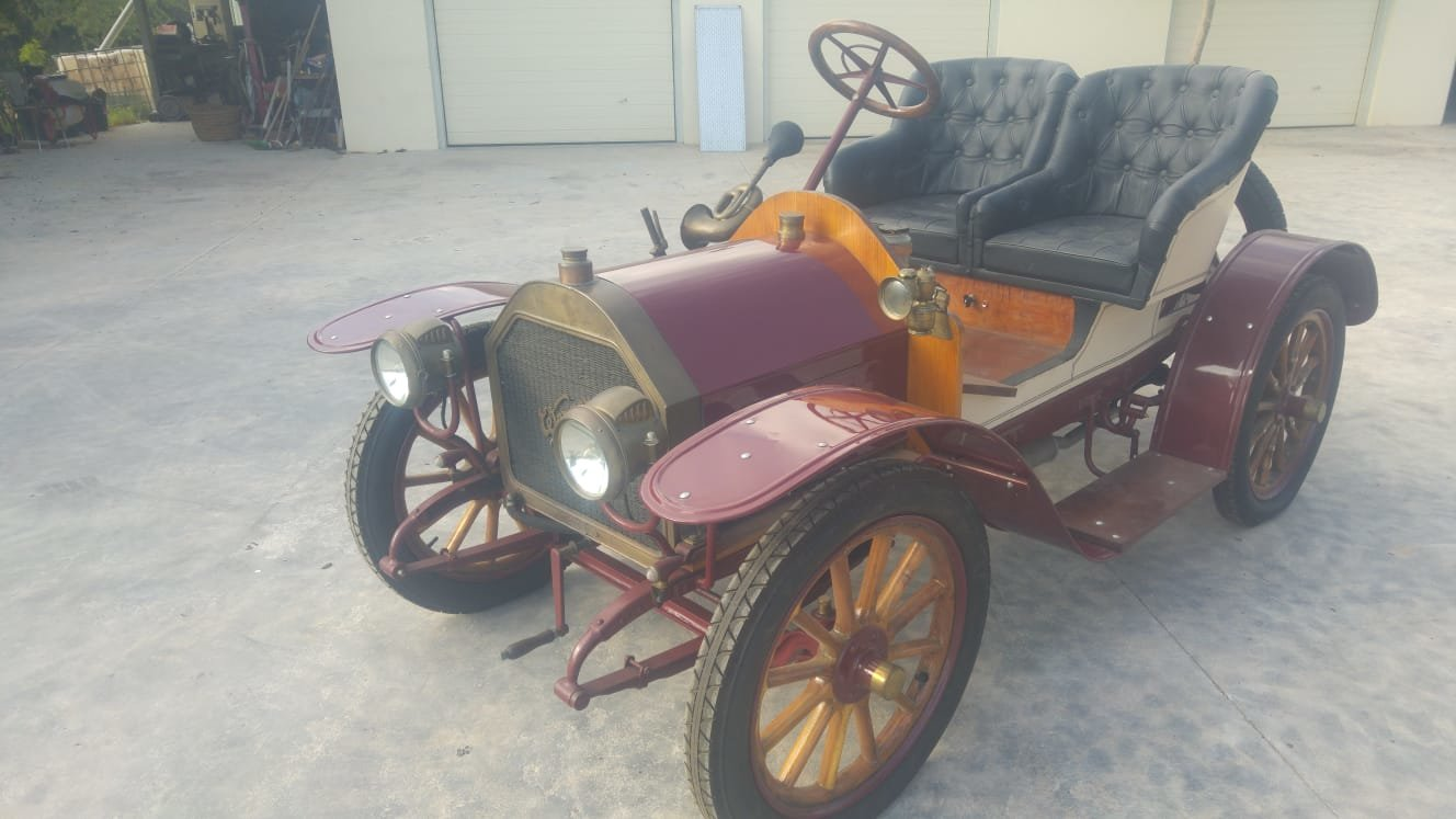 WERNER 1906 6CV For Sale (picture 1 of 6)