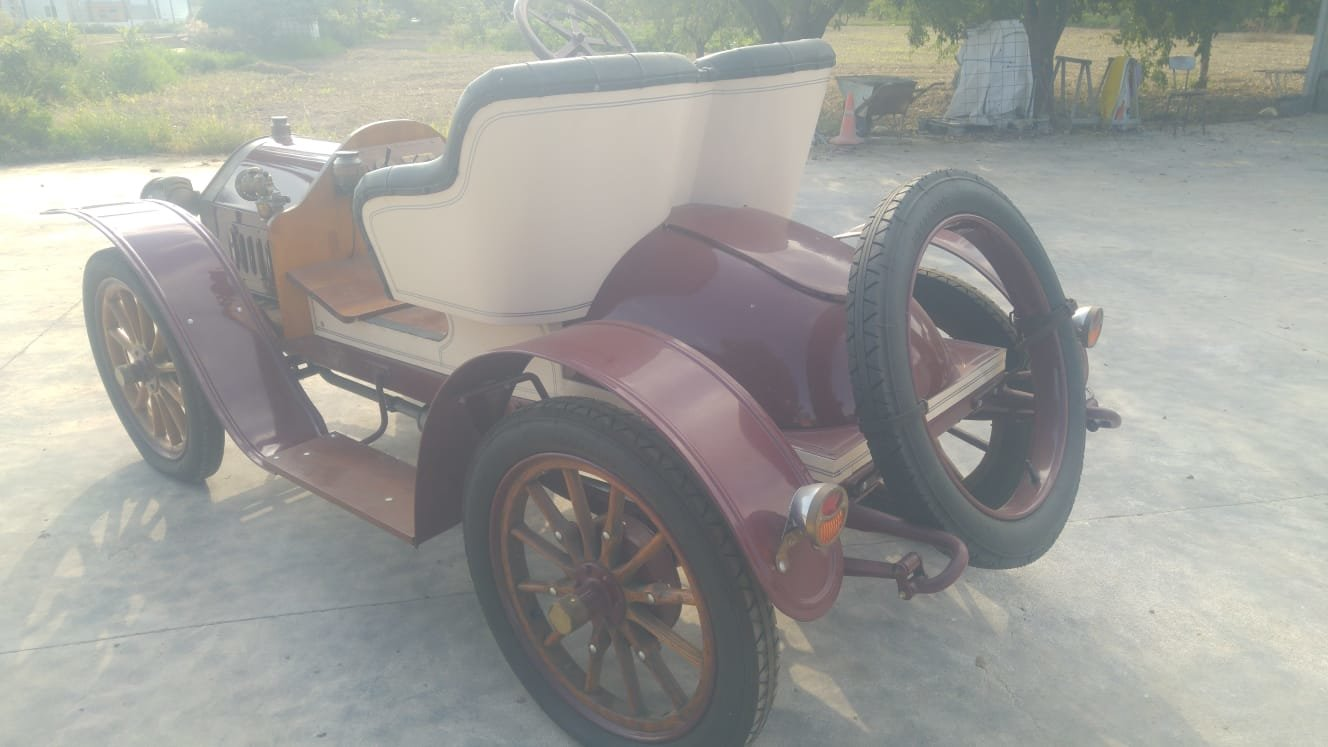 WERNER 1906 6CV For Sale (picture 2 of 6)