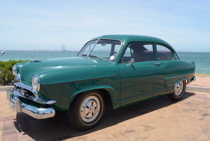 1952 HENRY J Corsair Coupe Manual LHD