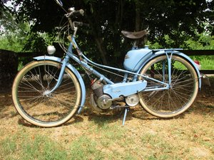 1957 Motoconfort Mobylette AV Classic French Moped
