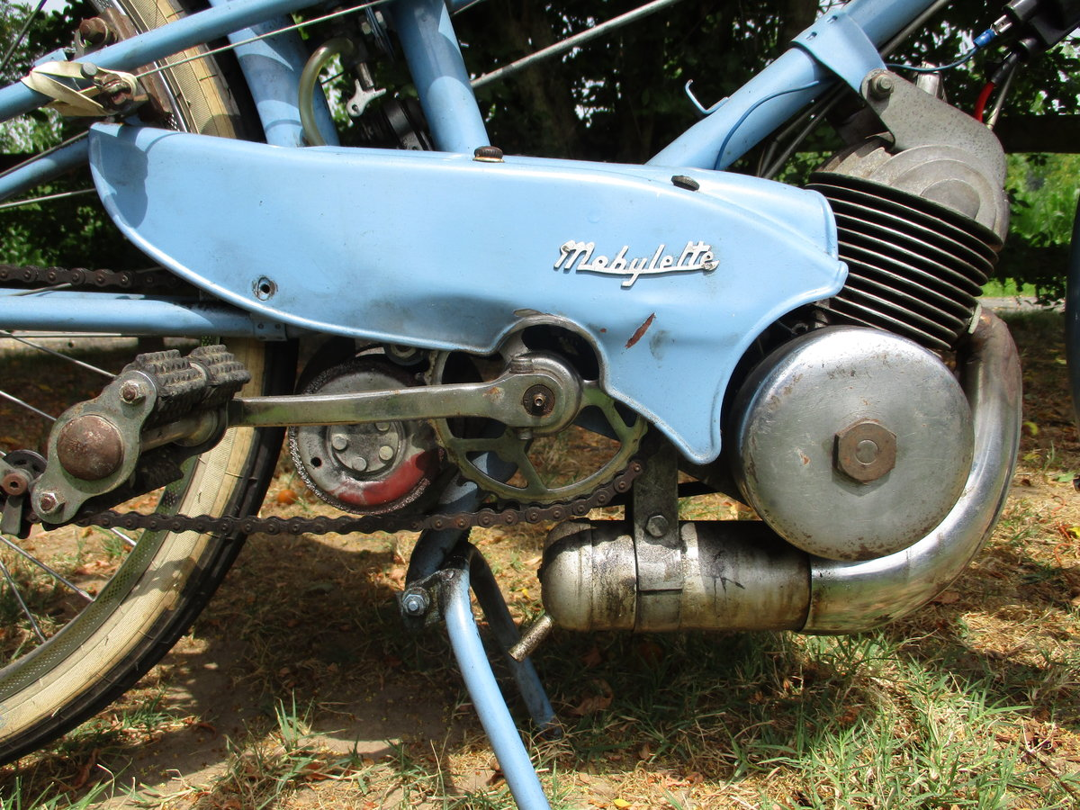 1957 Motoconfort Mobylette AV Classic French Moped For Sale (picture 3 of 5)