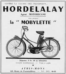 1957 Motoconfort Mobylette AV Classic French Moped For Sale (picture 5 of 5)
