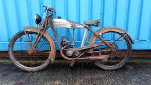 Monet Goyon, 100cc, Classic French Motorcycle