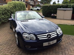 2007 Mercedes 350 sl For Sale