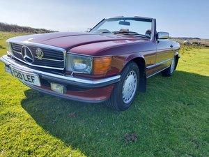 1986 R107 420 SL For Sale