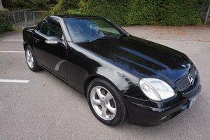2003 Mercedes Slk 320 V6