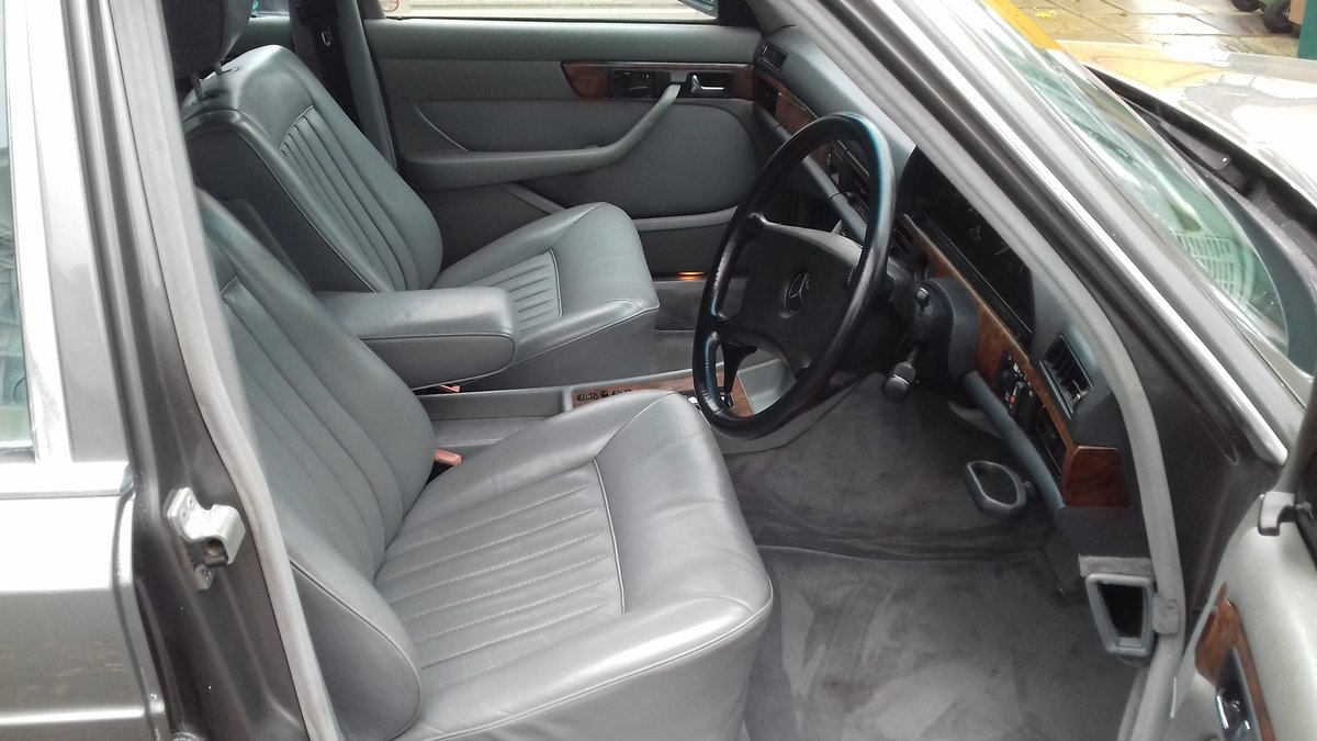 1988 MERCEDES 500 SEL W126 Beautiful  For Sale (picture 3 of 6)