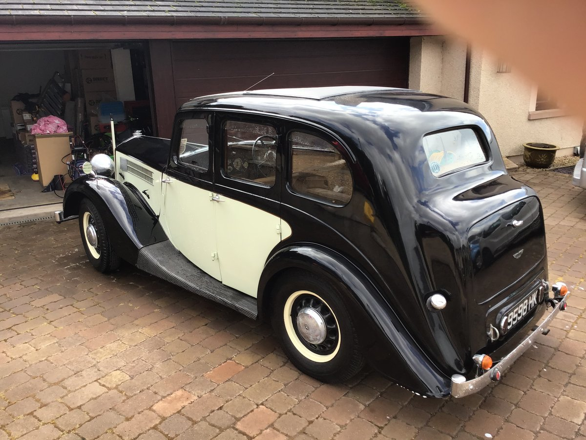 1942 Wolseley 18/85 Full restoration For Sale (picture 4 of 6)