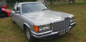 1980 MERCEDES-BENZ 450SEL 6.9  W116