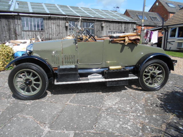 1924 Morris Cowley Bullnose Tourer For Sale (picture 2 of 6)