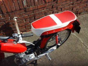 1972 gerelli M rare 49cc moped