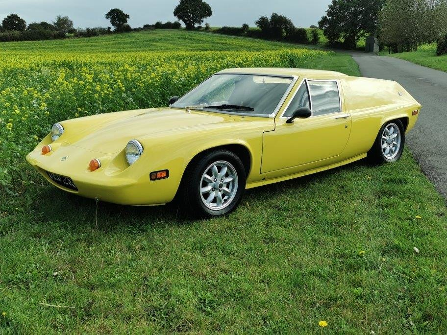 1971 Lotus Europa Lots Of Trouble Usually Serious SOLD (picture 1 of 6)