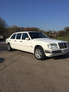 1994 Mercedes W124 E Class Limousine For Sale