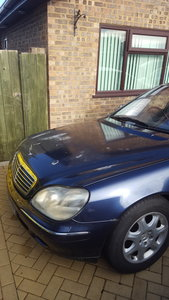 2000 S430 4 Door Saloon Mercedes