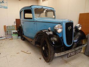 1938 Austin 7 Pearl Cabriolet MK2