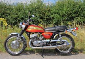 1974 Suzuki T500  - UK Bike - Fully Restored