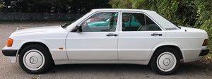 1990 Mercedes 190E Automatic For Sale