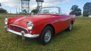 1965 Series 3 Sunbeam Alpine For Sale