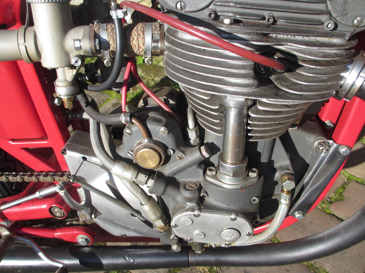 1957 Jawa Grand Prix race bike. Genuine factory model For Sale (picture 4 of 6)