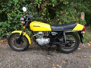 1976 Honda CJ250 T For Sale