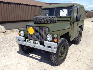1984 Land Rover Lightweight  For Sale
