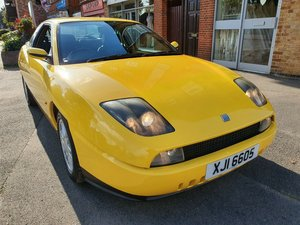 1995 Fiat Coupe 2.0 16valve Private n/plate New MOT