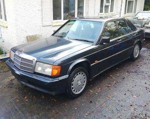 1985 190E 2.3-16V Cosworth