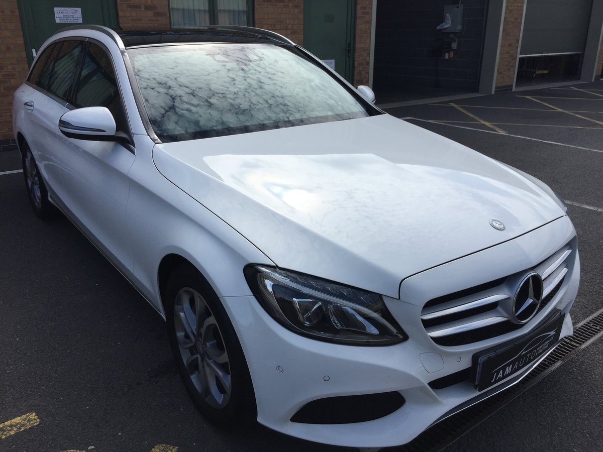 2015 C Class 2.0 C200 Sport (Premium) 7G-Tronic FSH For Sale (picture 2 of 6)