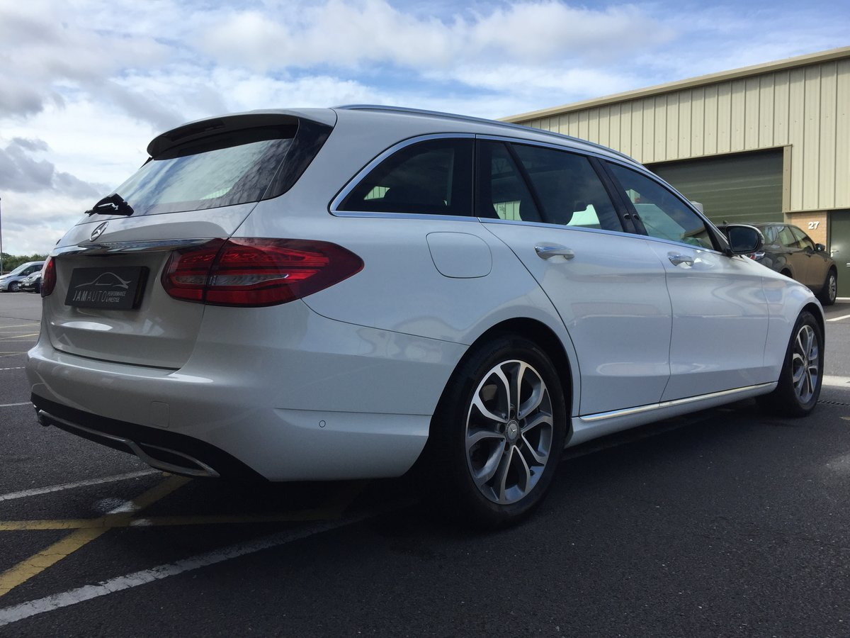 2015 C Class 2.0 C200 Sport (Premium) 7G-Tronic FSH For Sale (picture 4 of 6)
