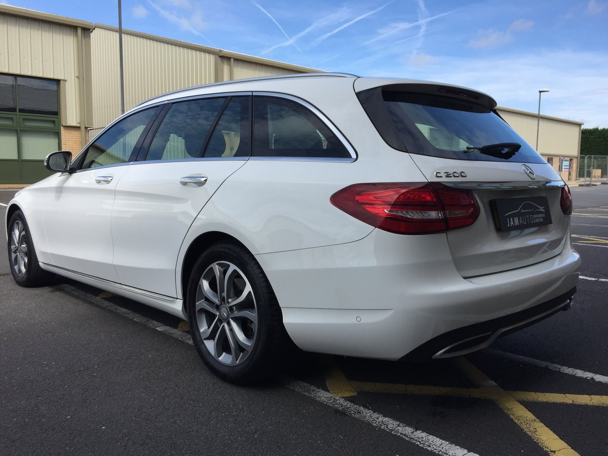 2015 C Class 2.0 C200 Sport (Premium) 7G-Tronic FSH For Sale (picture 5 of 6)