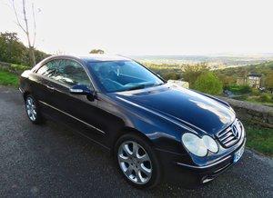 2003 Mercedes CLK 320 Auto For Sale
