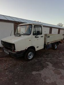 1993 LDV 200 Pick up Truck Classic Commercial
