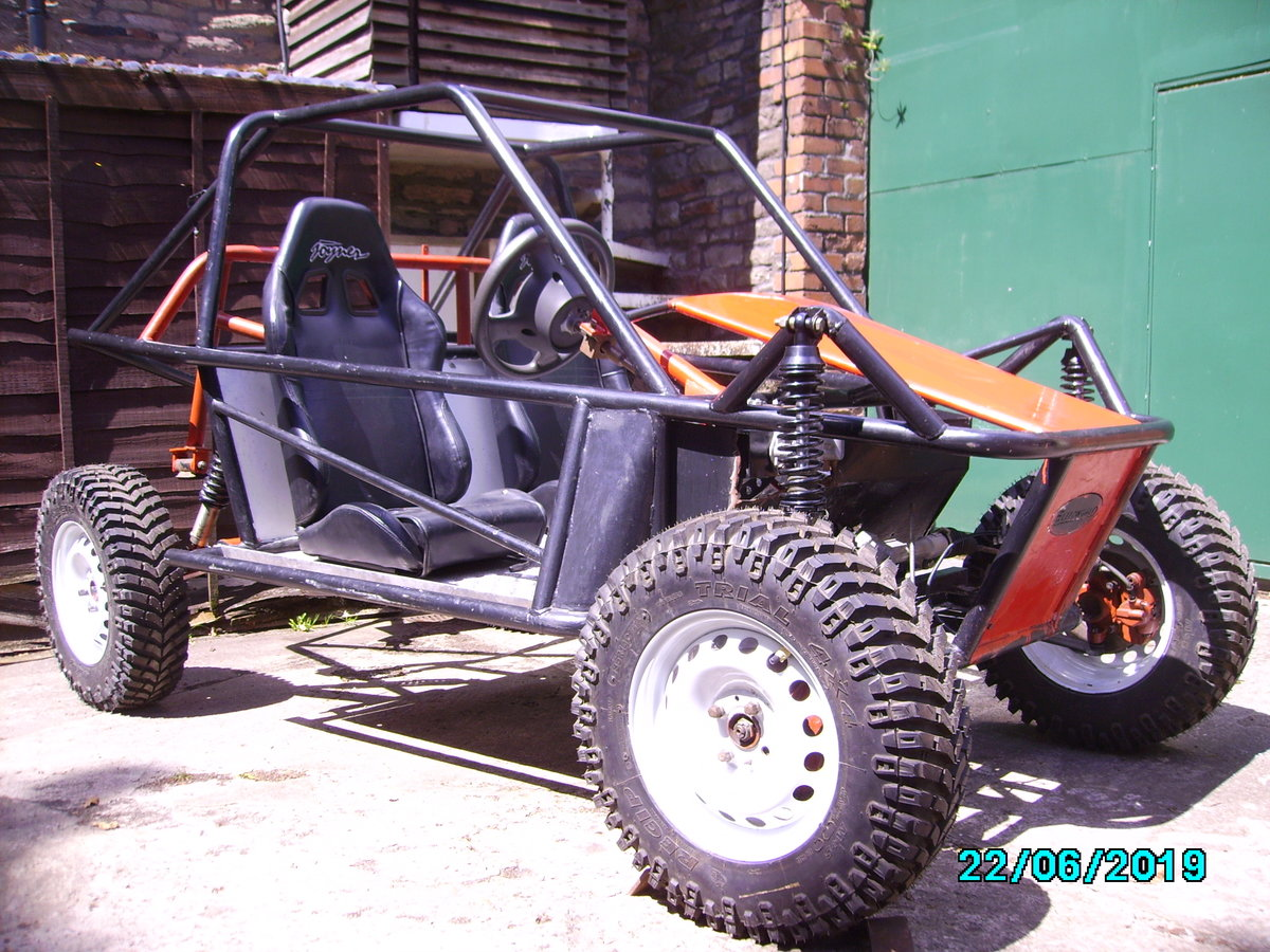 2005 Blitz Joyrider Sport off road buggy rolling chassi For Sale (picture 1 of 5)