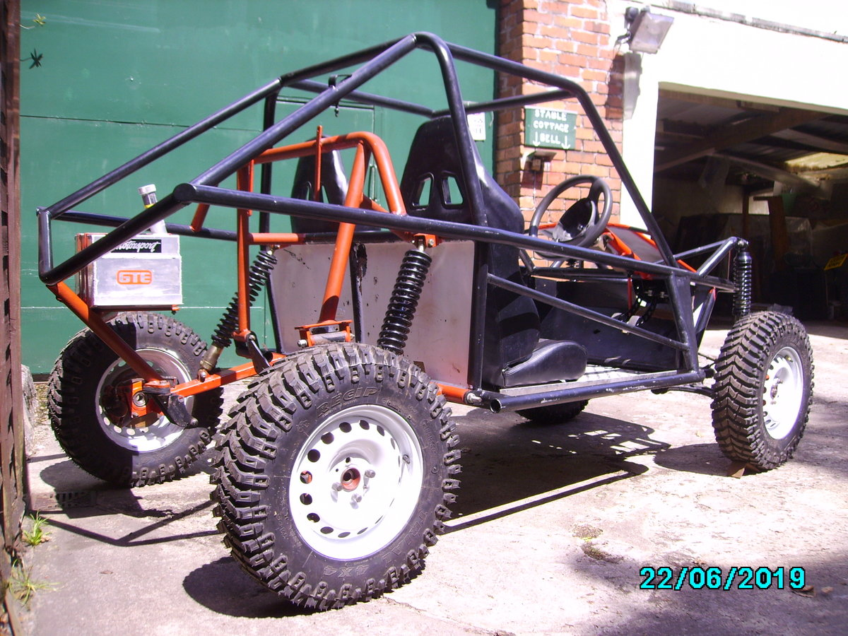 2005 Blitz Joyrider Sport off road buggy rolling chassi For Sale (picture 2 of 5)