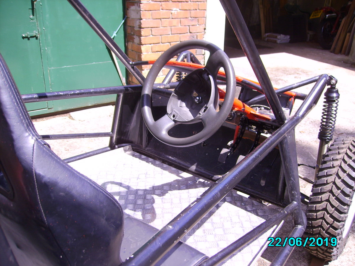 2005 Blitz Joyrider Sport off road buggy rolling chassi For Sale (picture 3 of 5)