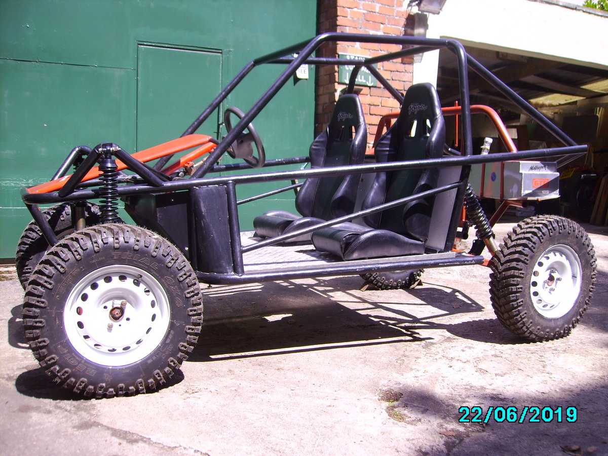 2005 Blitz Joyrider Sport off road buggy rolling chassi For Sale (picture 4 of 5)