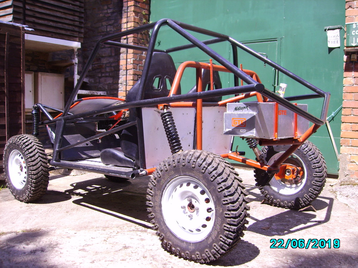 2005 Blitz Joyrider Sport off road buggy rolling chassi For Sale (picture 5 of 5)