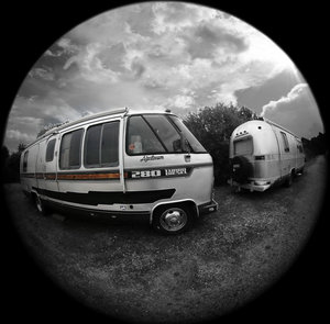 1982 Airstream Motorhomes x 2 - very rare-identical For Sale