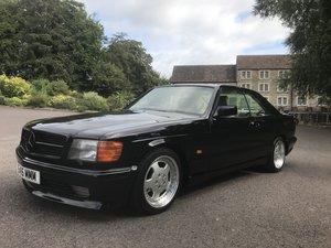 1988 Mercedes 500 sec