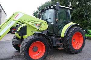 2014 CLAAS ARION 420CIS