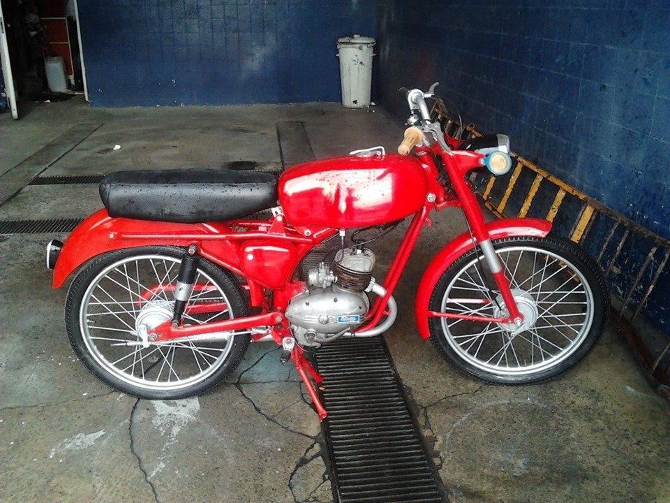 1960 ITOM ASTOR SUPER SPORT 50cc For Sale (picture 1 of 1)