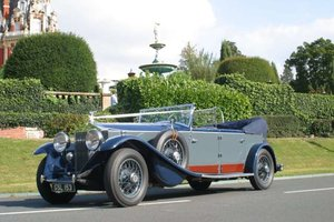 1930 Rolls Royce Phantom ll For Sale