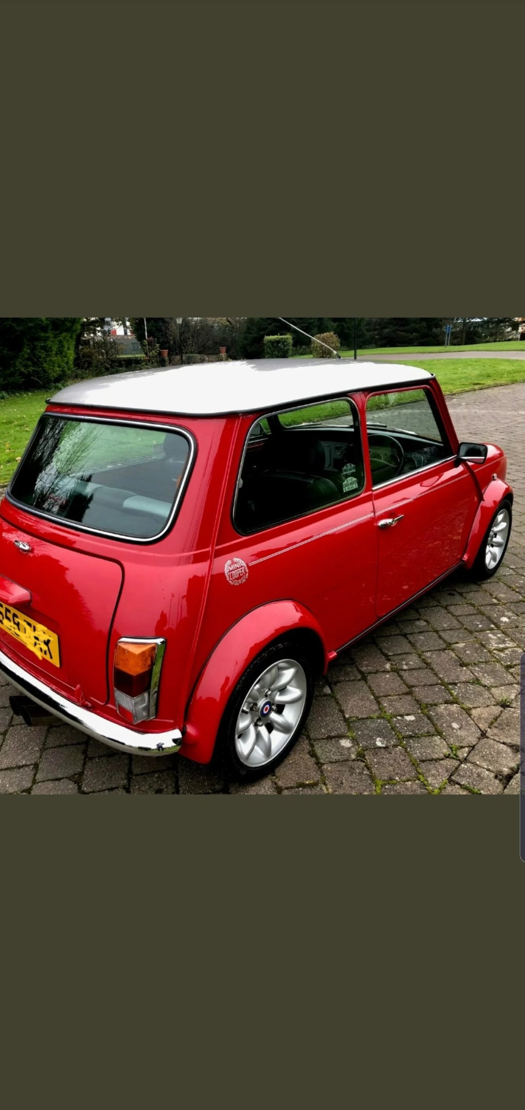 2000 Rover mini Cooper Sport For Sale (picture 2 of 6)