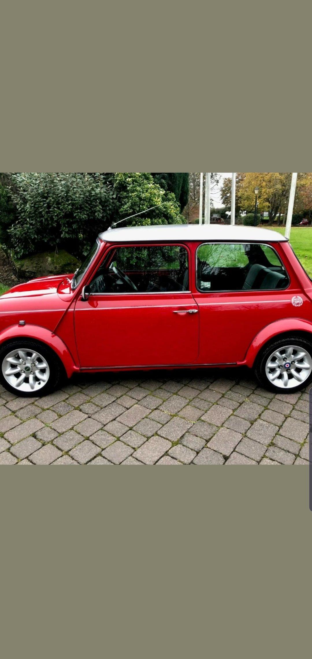 2000 Rover mini Cooper Sport For Sale (picture 4 of 6)