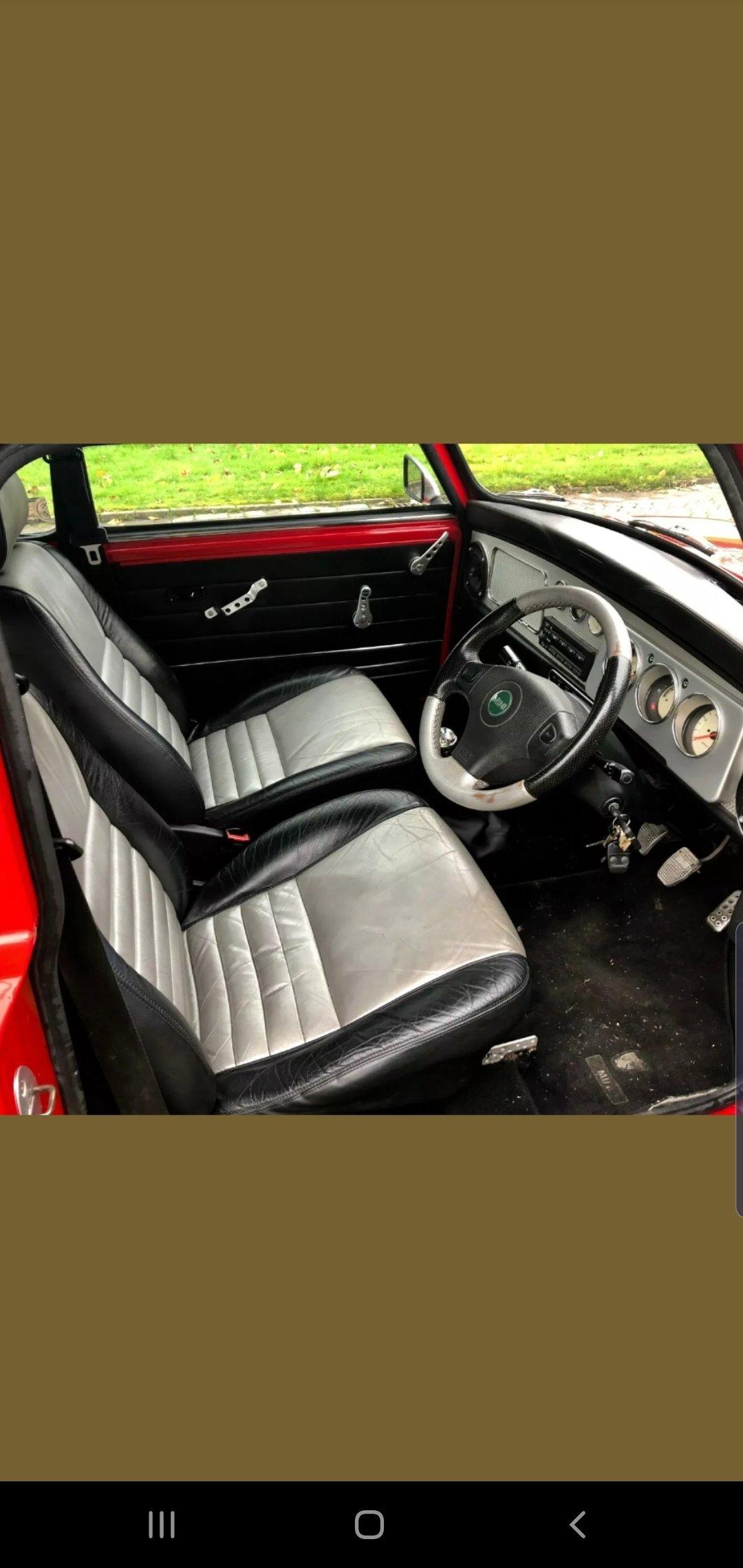 2000 Rover mini Cooper Sport For Sale (picture 6 of 6)