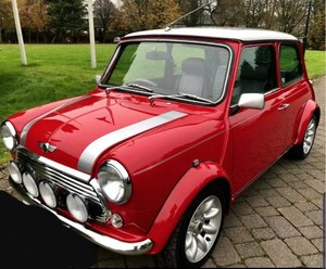 2000 Rover mini Cooper Sport For Sale