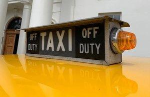 1979 New York Cab