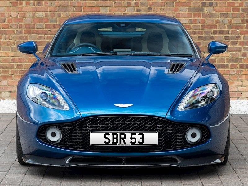 Cherished Number Plate: SBR 53 For Sale (picture 1 of 1)