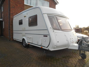 2006 Vanmaster Fanfare 2b top quality touring caravan 2 For Sale