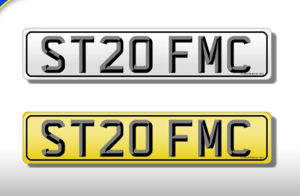 ST20 FMC Cherished Reg for new 2.0 ST-Line FORD!  For Sale